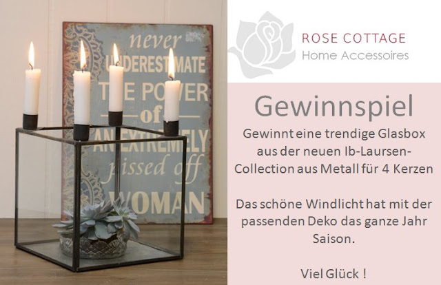 Rose Cottage Home Accessoires