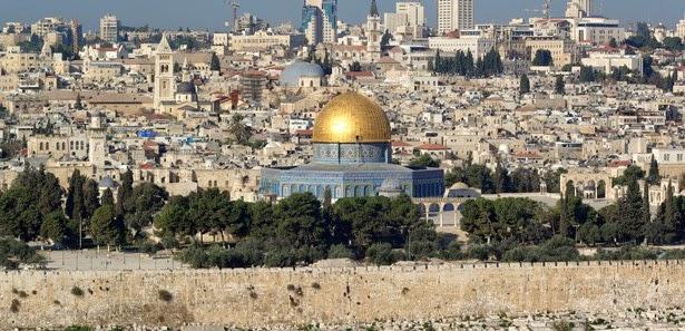 Kudüs Turu Güzergahları