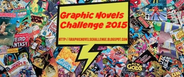 Host of the 2015 Graphic Novel & Manga Challenge