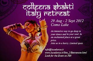 Colleena Shakti Danza Orientale