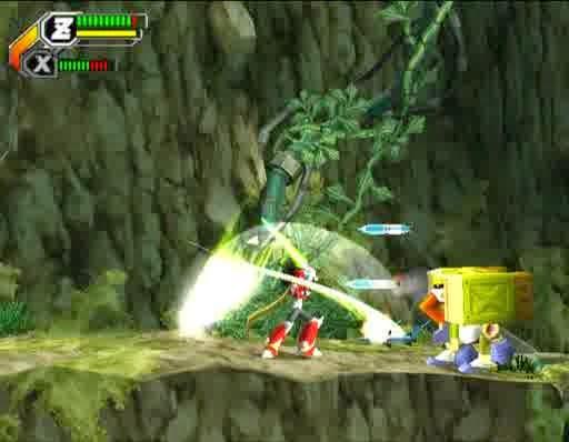 Download Game Megaman X8 PC