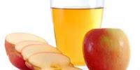 Memutihkan Gigi Dengan Sari Apel dan Cuka Putih