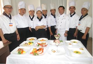 Trường dạy nghề nấu ăn tại TPHCM