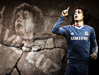 David Luiz Chelsea Wallpaper 2011 5