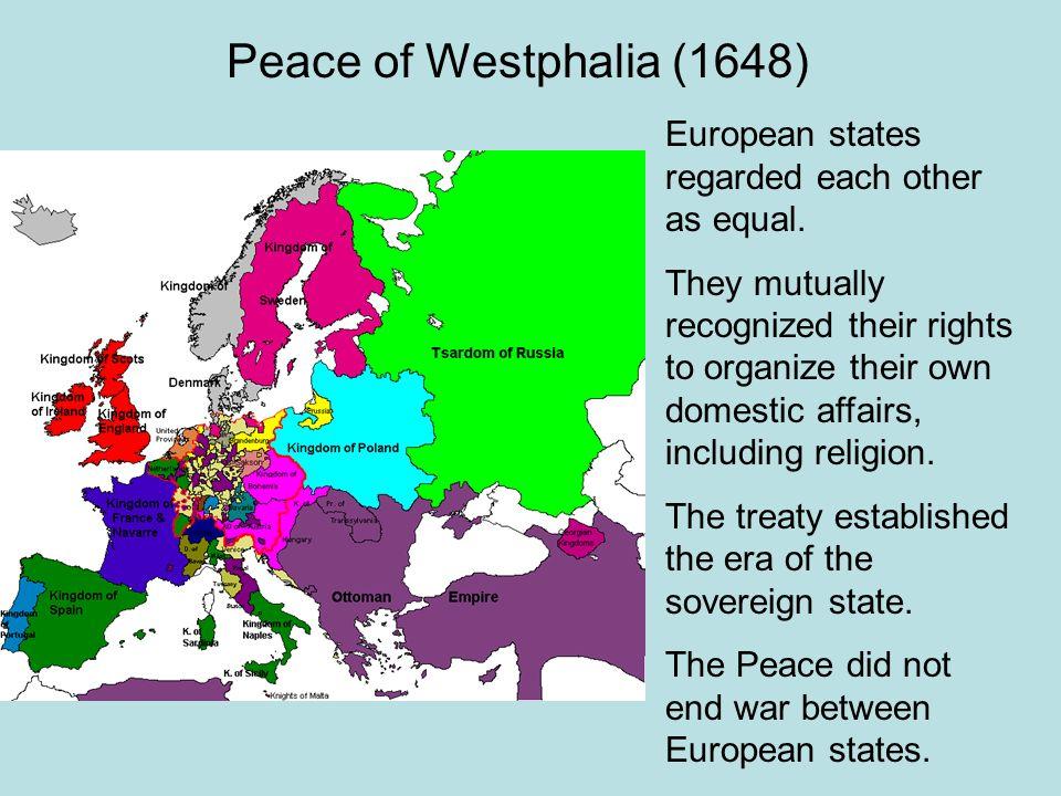 Lo Que Pasó En La Historia October The Peace Of Westphalia - Europe map 1648 westphalia