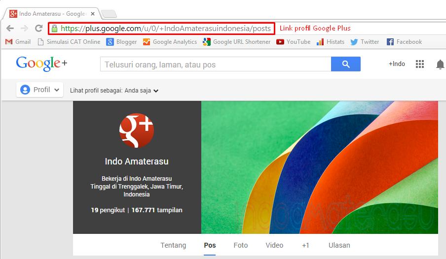 Kode HTML Google Plus Follower 2