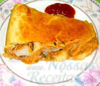 receita deliciosa e simples de empadão de frango