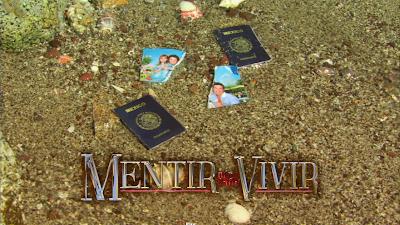 Ver Mentir para Vivir capítulo 6 Lunes 10 de Junio del 2013