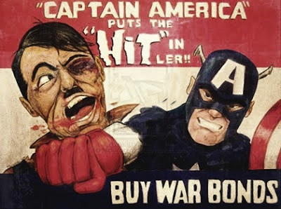 Hitler War Bonds WW2