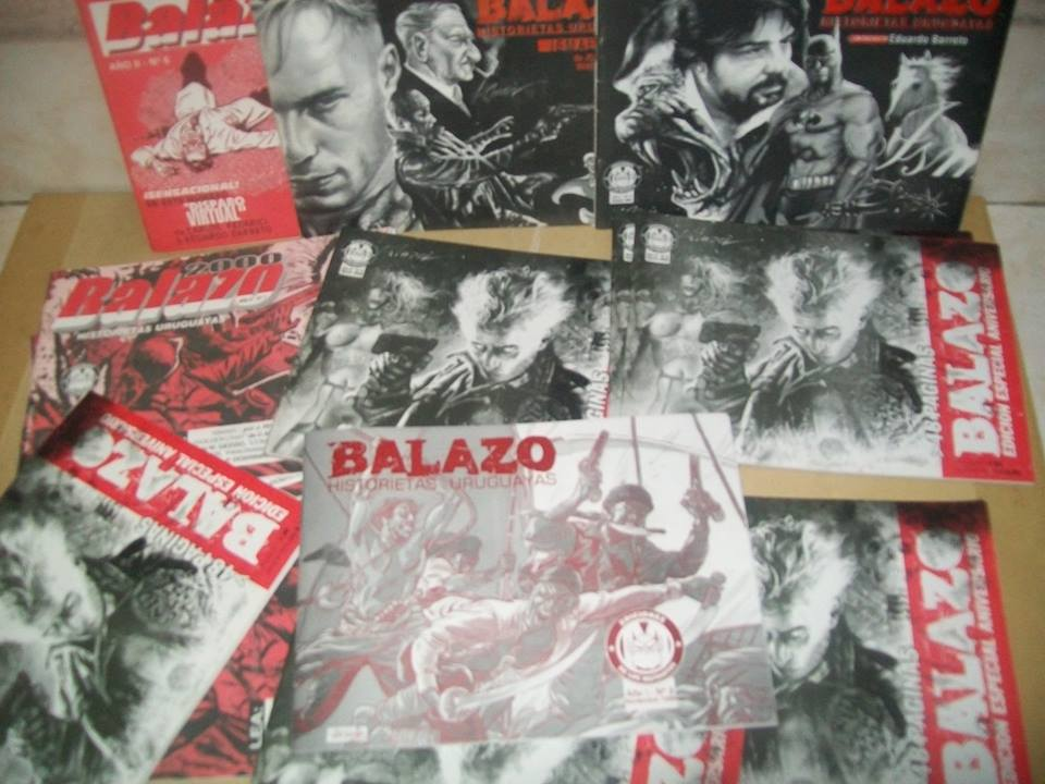 Revistas Balazo
