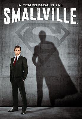 Smallville - 10ª Temporada Completa - DVDRip Dual Áudio