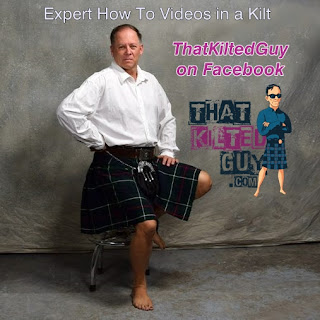 That Kilted Guy How to Videos