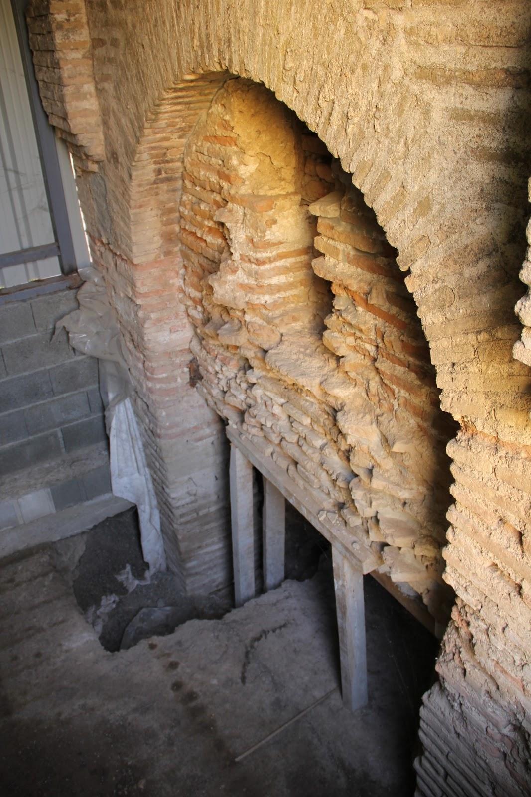 Baños Arabe De Granada: del Patrimonio y del Museo de La Zubia: Los Baños Árabes de La Zubia