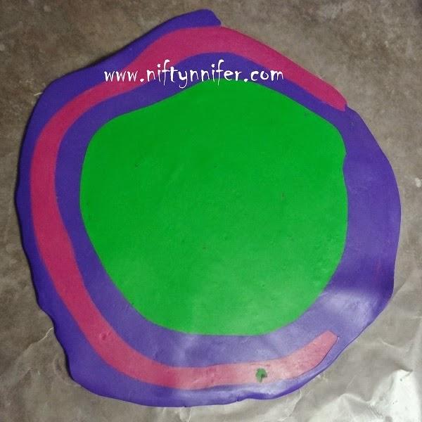 Polymer Clay ~My First Yarn Bowl  http://www.niftynnifer.com/2015/04/polymer-clay-my-first-yarn-bowl.html