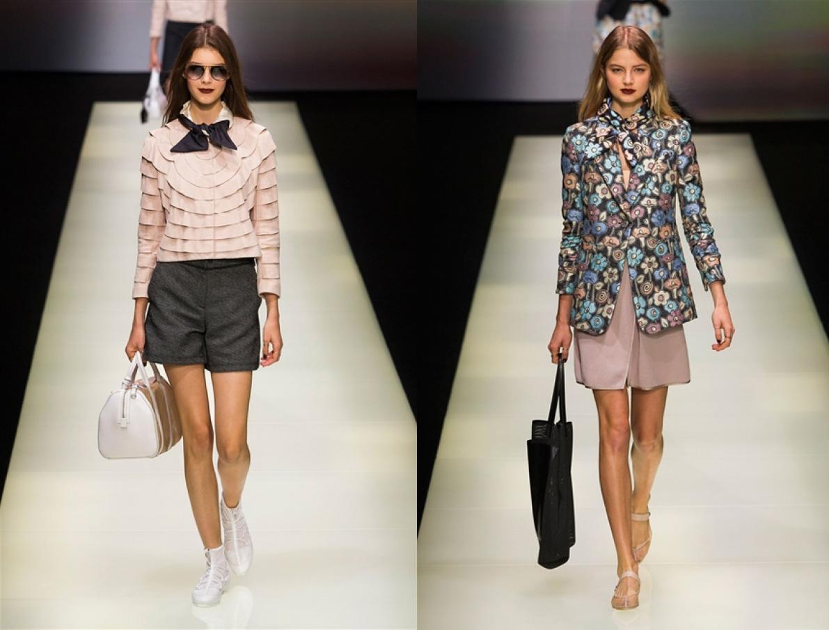 Eniwhere Fashion - Milano Fashion Week - Emporio Armani