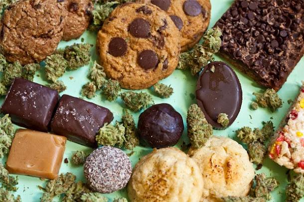 Intoxicação de crianças por maconha subiu no Colorado. Biscoitos, balas e bebidas à base da droga podem confundir, diz cientista.