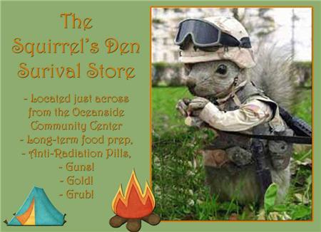 Squirrel's Den