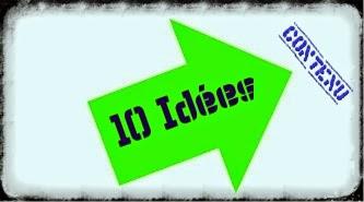 Rédaction Web : 10 Idées Riches pour le Contenu Site Web
