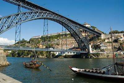 Oporto (Portugal) turismo