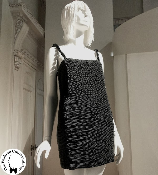 Donne protagoniste del Novecento - Patty Pravo - Gucci dress for Sanremo 1987 - Galleria del Costume Firenze