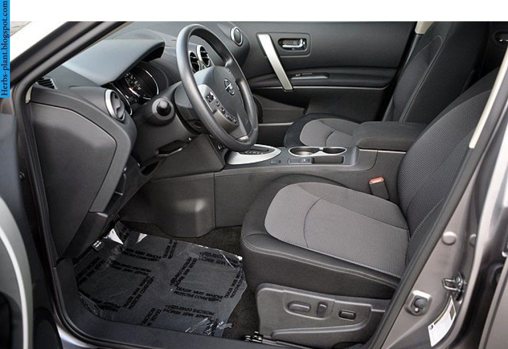 Nissan Rogue car 2013 interior - صور سيارة نيسان روج 2013 من الداخل