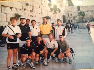Israel: Junto al muro de las lamentaciones