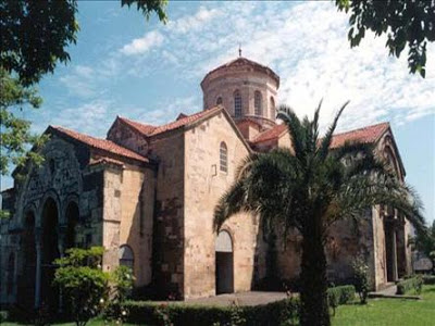 Hagia Sophia Church, Trabzon, Turkey