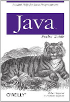 Java Pocket Guide by Patricia and Robert