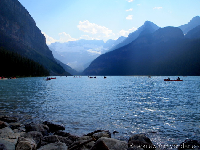 Lake Louise - Banff National Park, Canada