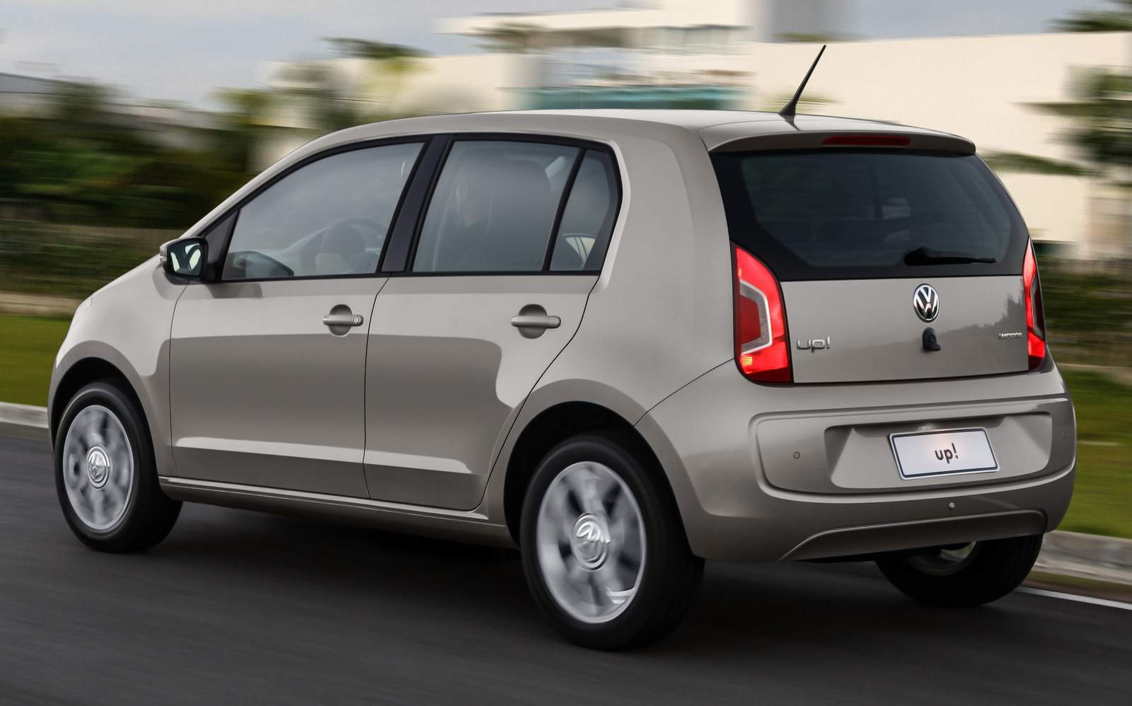 Volkswagen Up! 2016