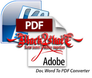 Doc Word To PDF Converter v3.50
