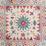 Quiltmania Mystery 'Discovery' van Petra Prins