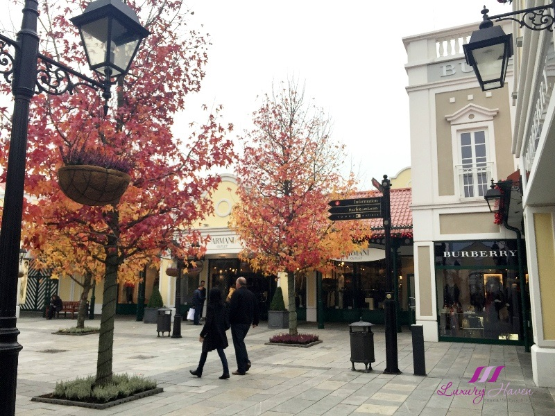 europe burberry parndorf designer outlet shopping