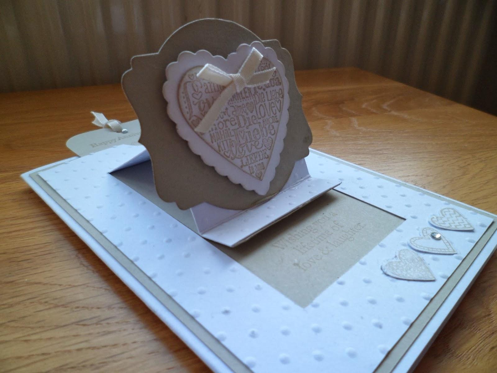 Linda s craft room language of love valentines and anniversary cards