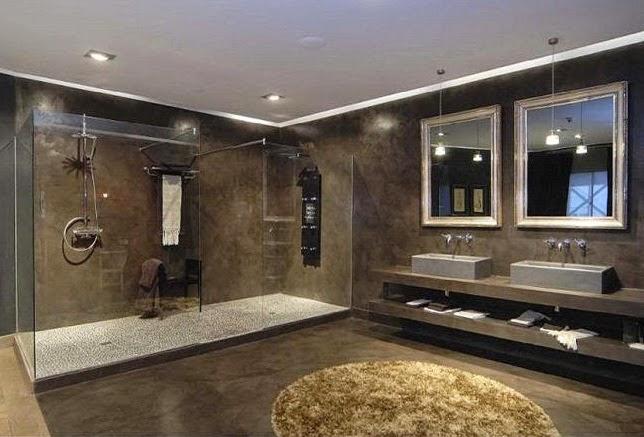 Baños De Microcemento:Reformar hoteles con microcemento