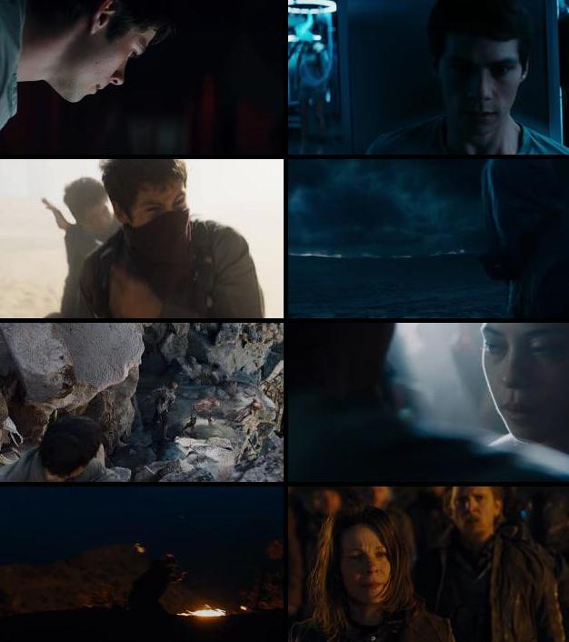 Maze Runner The Scorch Trials 2015 Dual Audio 720p BRRip