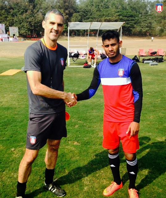 Rahim Nabi signs for Kalyani Bharat FC