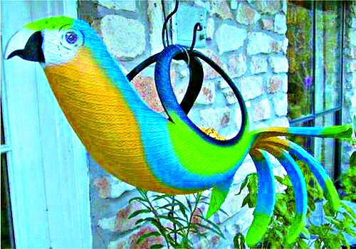 Recortes criativos objetos para sua casa varandajardim