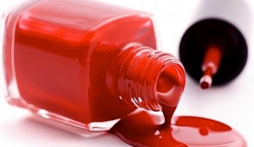 Ingredientes toxicos en cosmeticos formol