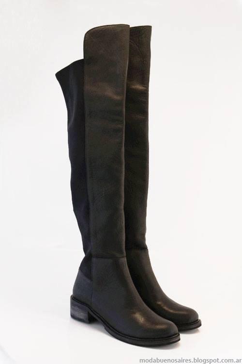 Priscila Bella otoño invierno 2015 botas.