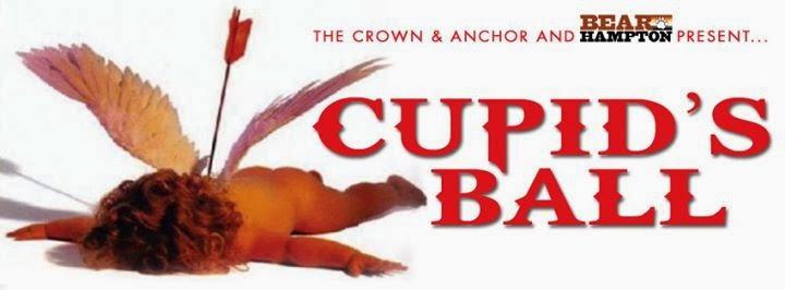 Cupid's Ball @OnlyAttheCrown #Provincetown Feb 14, 2015