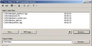 Video - Mp3 Dönüştürücü - converter