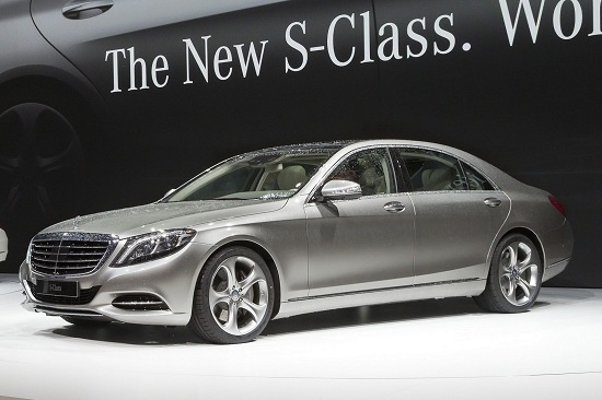 2014 Mercedes-Benz S-Class