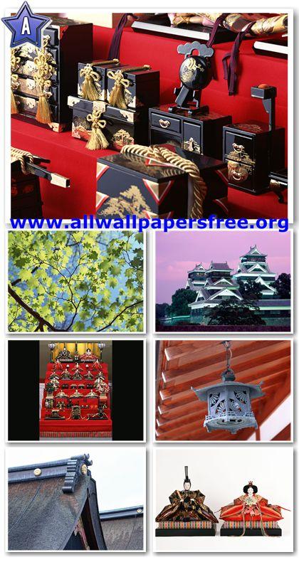 50 Beautiful Japan Views Wallpapers 1600 X 1200 [Set 5]