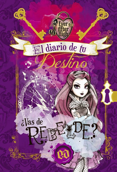 LIBRO - Ever After High : El diario de TU DESTINO  (Altea, 28 mayo 2014)  Diario | Edición papel