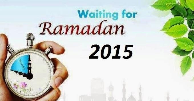 Pakistan Ramadan Timings (Sehr-o-Iftar)