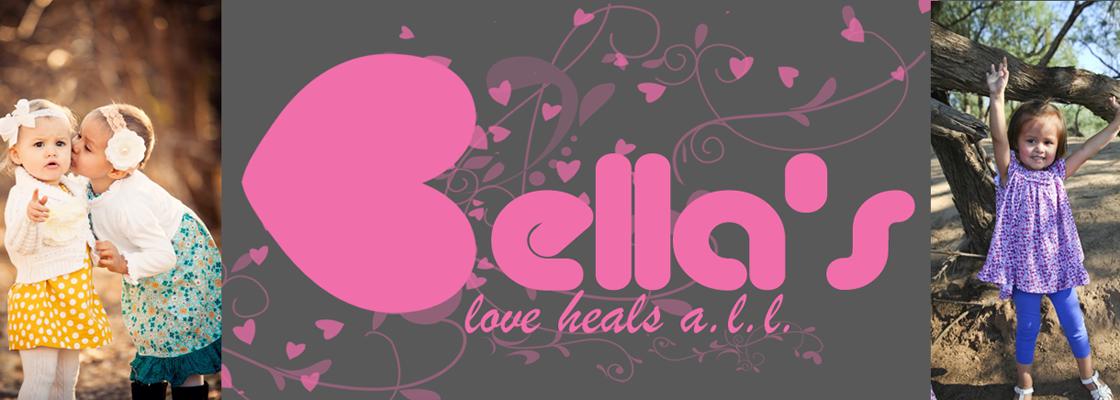 Bella's Love Heals A.L.L