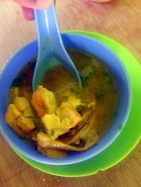 sup ayam terbaik