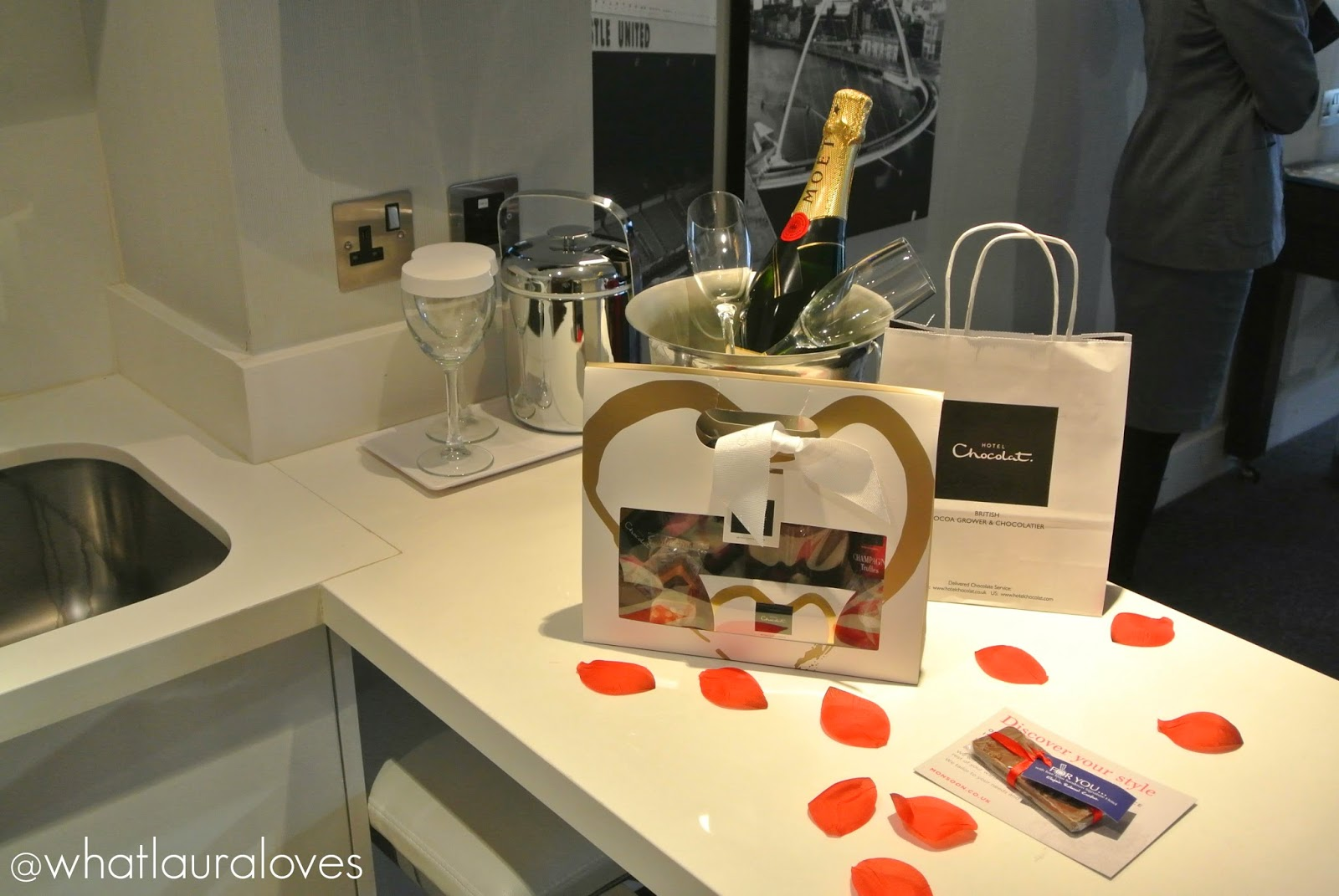 Sandman Signature Hotel Newcastle Valentines Day Package