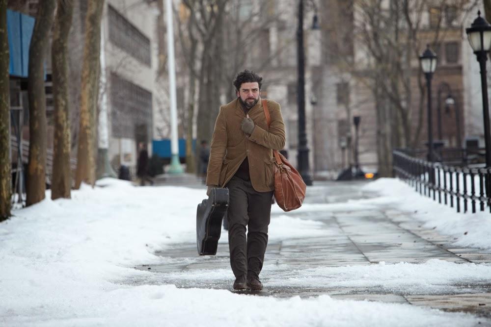 Oscar Isaac in Inside Llewyn Davis